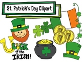 St. Patrick's Day Clipart {Kady Did Doodles}