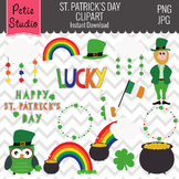 St. Patrick's Day Clipart // Luck of Irish Clipart - EV125
