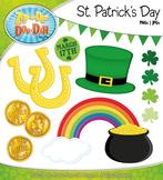 St. Patrick's Day Clipart {Zip-A-Dee-Doo-Dah Designs}