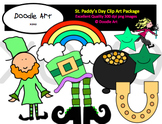 St. Patrick's Day Clipart Pack