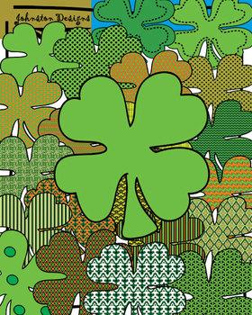 St. Patrick's Day Clovers