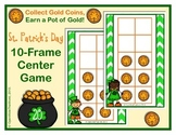 St. Patrick's Day Common Core Math Center Game - Collect Y