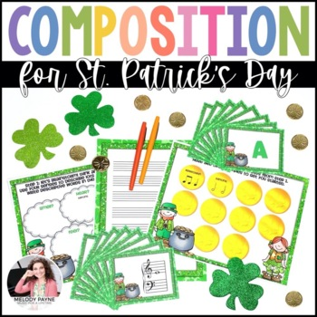 Composing with Leprechauns: A Guided Elementary Music Composition Activity