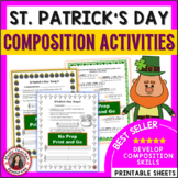 Music: St Patrick's Day Music: SIX St Patrick's Day Music Composition Activities