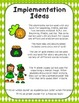 St. Patrick's Day Comprehension Interactive Notebook
