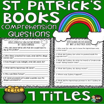 St. Patricks Day Comprehension Questions