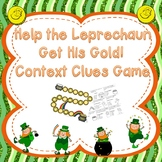 St. Patrick's Day Context Clues Game