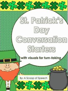 St. Patrick's Day Conversation Starters