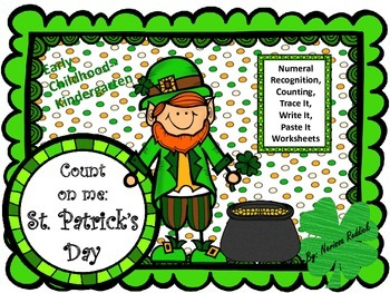 St. Patrick's Day Count On ME