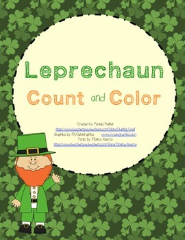 St. Patrick's Day Count and Color