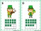 St. Patrick's Day Count the Room - Ten Frames 1-10 and 11-20