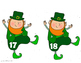 St. Patrick's Day Counting 1-20