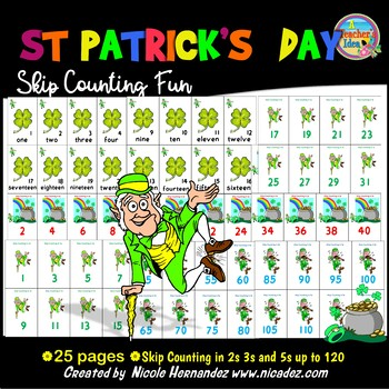 Counting - {St. Patricks Day Math}