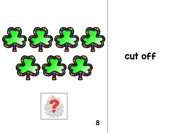St. Patrick's Day Count It Out FREEBIE!