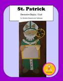 St. Patrick's Day Craft - Decorative Display for Bulletin