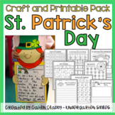 How to Catch a Leprechaun / St. Patrick's Day Craft and Printables