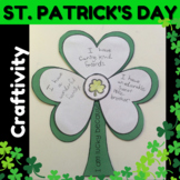 St Patrick's Day Craftivity
