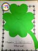 St. Patrick's Day Craftivity Book