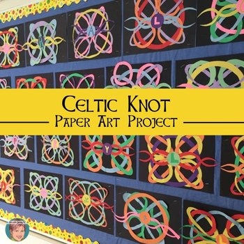 Celtic Knot Paper Craft