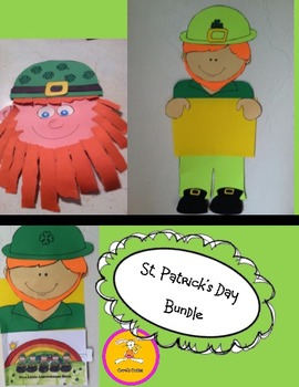 St. Patrick's Day Crafts Bundle
