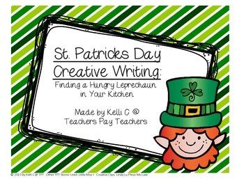 St Patricks Day Creative Writing- If You Found a Leprechau