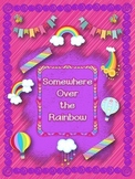 St. Patrick's Day Creative Writing-Somewhere Over the Rainbow:Prompt & Materials