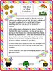 St. Patrick's Day Creative Writing-The End of the Rainbow: Prompt and materials