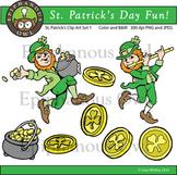 St. Patrick's Day Cute Clip Art