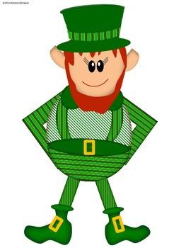 St. Patrick's Day Cutouts
