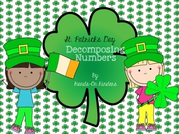 St. Patrick's Day Decomposing Numbers
