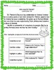 St. Patricks Day Differentiated Lexile Readers