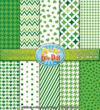 St. Patrick's Day Shamrock Digital Scrapbook {Zip-A-Dee-Doo-Dah Designs}