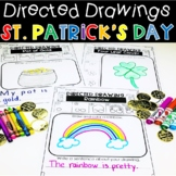 St Patricks Day Directed Drawings Clover Rainbow Pot of Go