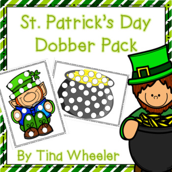 St. Patrick's Day Dobber Pack