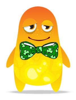 St. Patricks Day Dojo Monster Files