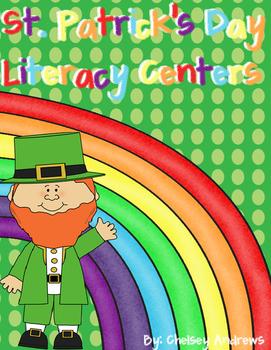 St. Patrick's Day Literacy Centers