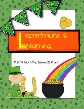St. Patrick's Day ELA Mini Unit