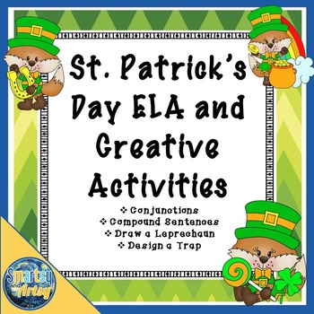 St. Patrick's Day ELA and Creative Activities