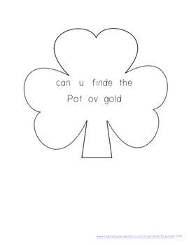 St. Patrick's Day Edits