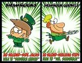 St. Patricks Day Exercise Hunt