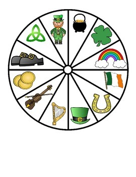 St. Patrick's Day FOREIGN LANGUAGE Games (Spanish, Italian, German)