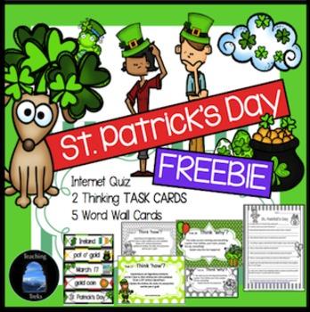 St Patrick's Day FREE