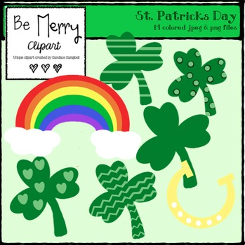 St Patrick's Day FREEBIE