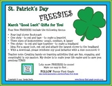 St. Patrick's Day - FREE