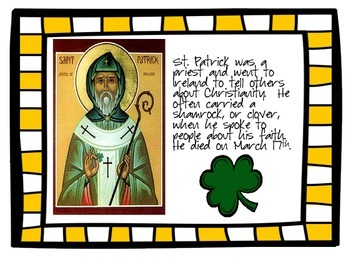 St. Patrick's Day Fact Book