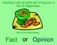 St. Patrick's Day Fact or Opinion Smartboard Language Arts Lesson