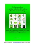 St. Patrick's Day Following Directions: The Fun and Easy Way