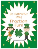 St. Patrick's Day Fraction Fun!