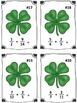 St. Patrick's Day Fraction Operations Math Centers Bundle (Common Core )