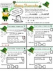 St. Patrick's Day Fraction Problem Solving Activities for Grades 3-5